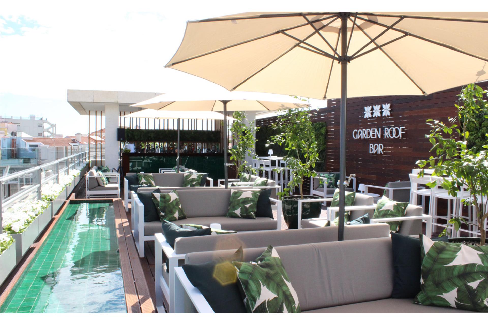 Garden Roof Bar