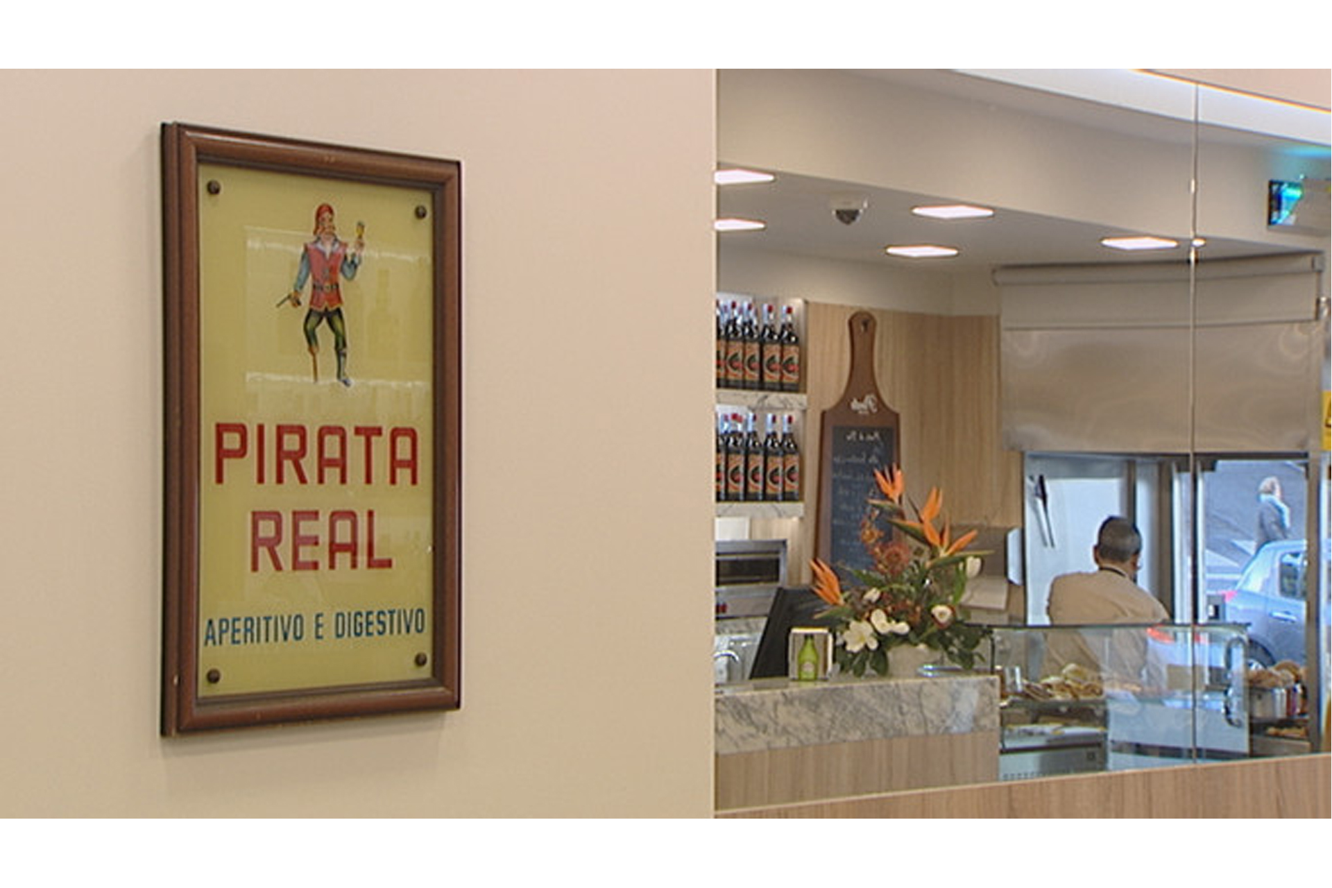Snack Bar O Pirata