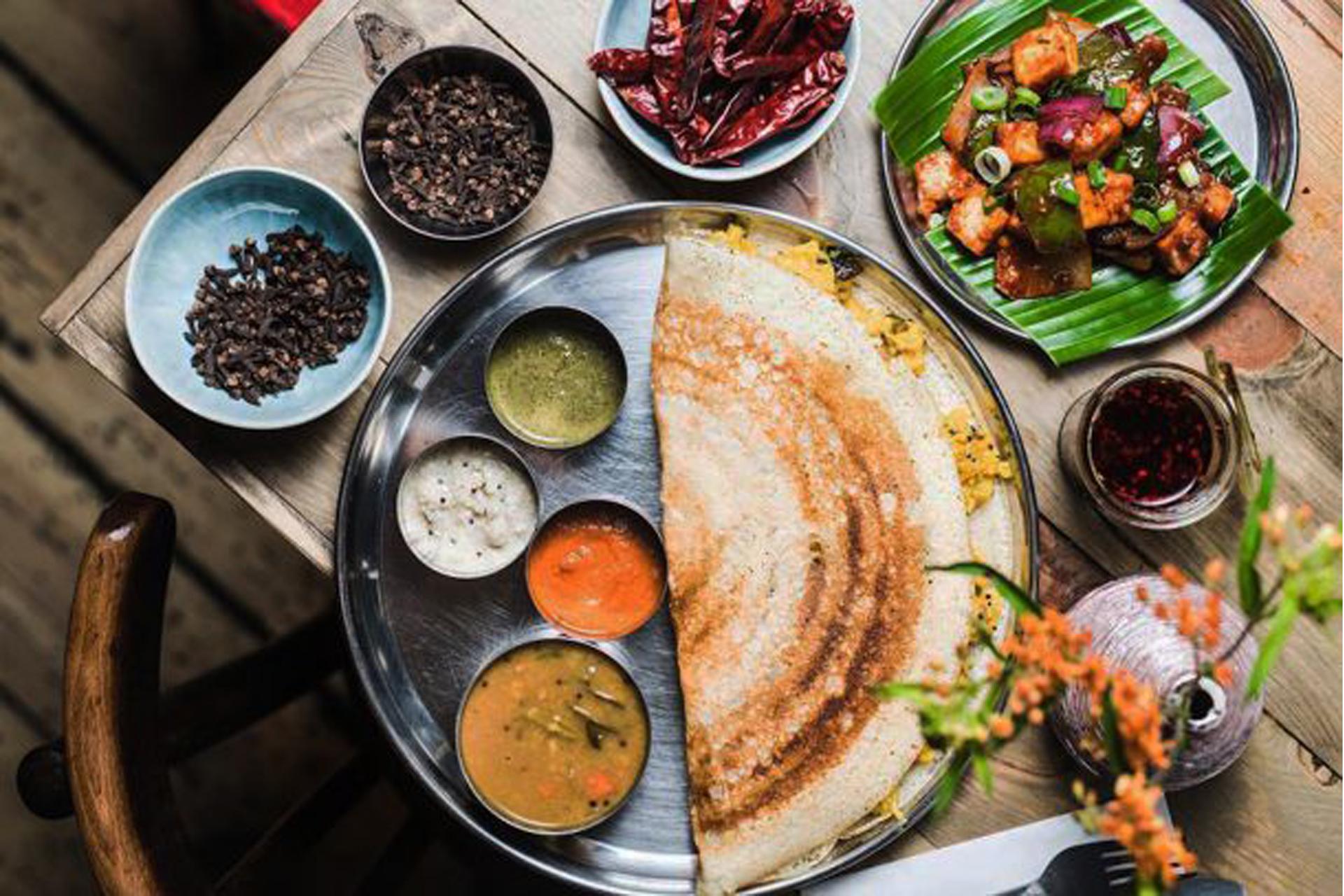 Restaurante chutnify 1