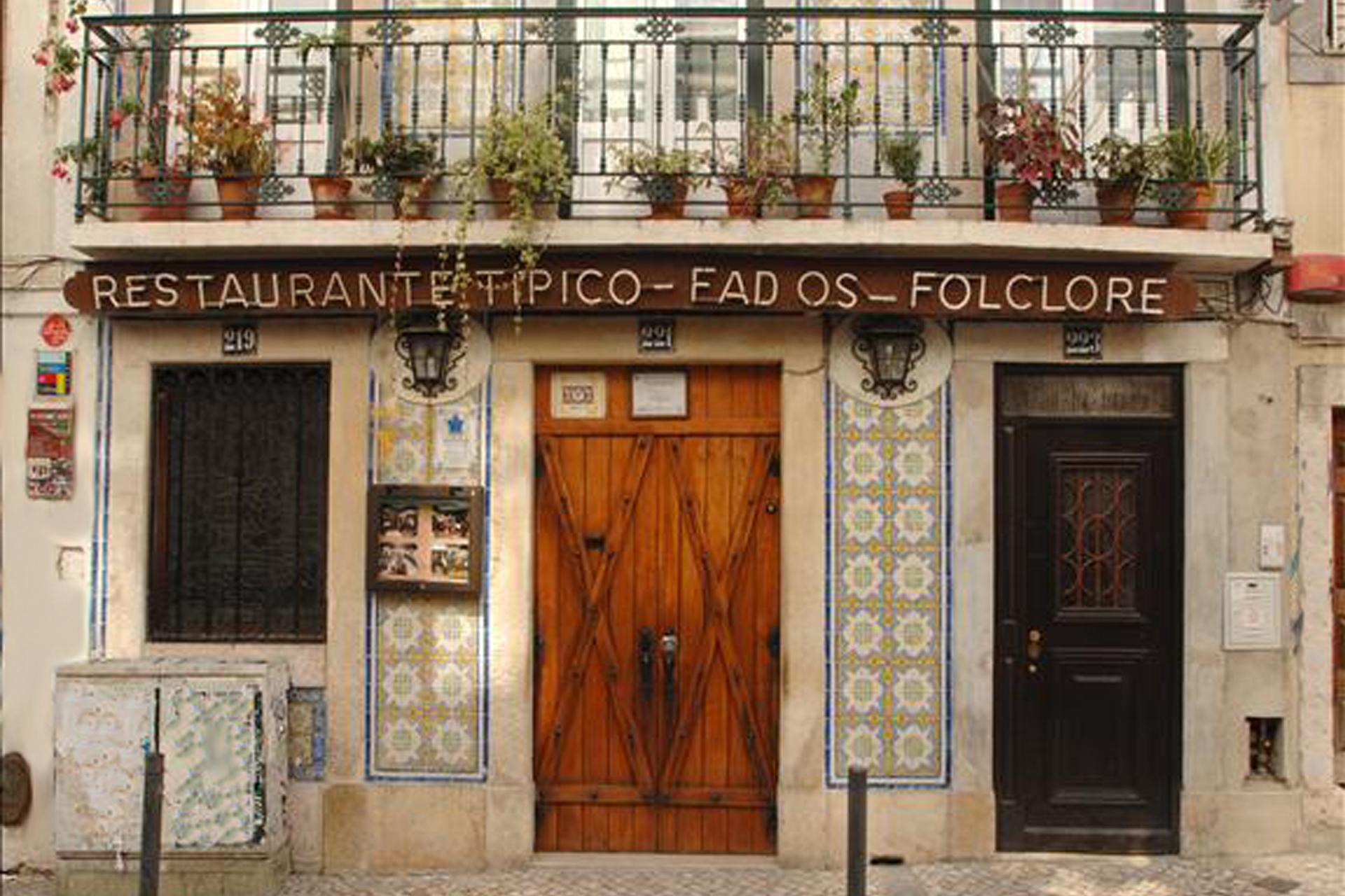 Restaurante O Forcado Lisboa
